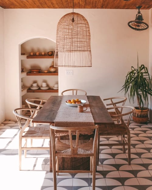 Apparel & Accessories by Coyuchi seen at The Joshua Tree House, Joshua Tree - Table Runner