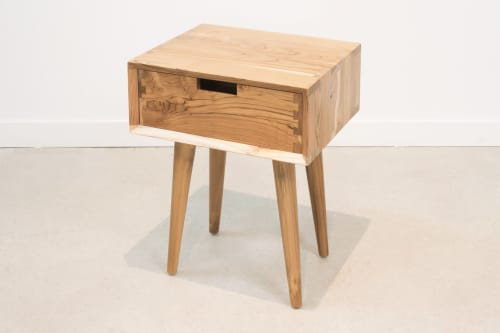 Ciao + Reef Side Table   Tables by From the Source