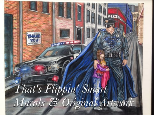 Sheri Johnson-Lopez - Murals and Street Murals