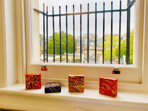 Paintings by Alicent Art seen at Private Residence, London, London - Miniatures