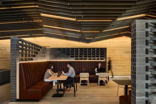 Interior Design by mafi Naturholzboden GmbH seen at Hyatt Hotels Corporation, Chicago - Hyatt Headquarters