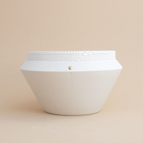 Vases & Vessels by MiMOKO seen at Private Residence, Vancouver - Desert Plant Dishes
