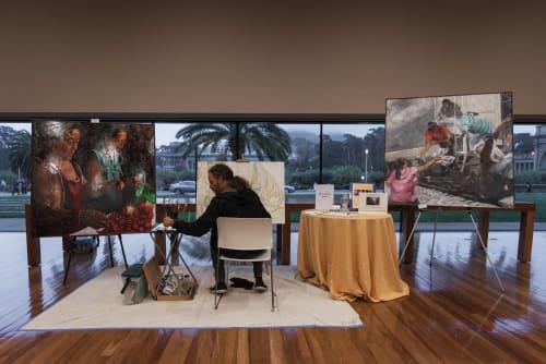 Talavera-Ballón - Art and Public Art