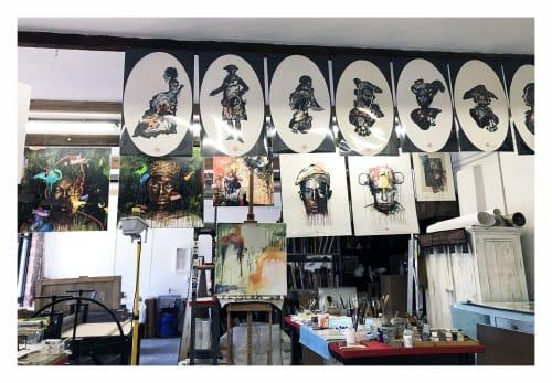Christiaan Diedericks Fine Art - Murals and Art