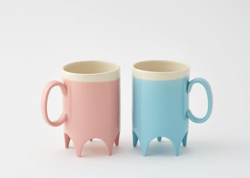 Cups by Adam Nathaniel Furman seen at Harvard University Graduate School Of Design, Cambridge - 1st Floor Mugs