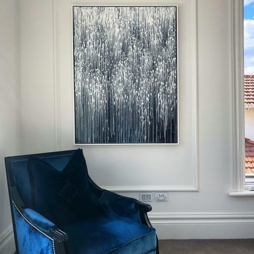 Interior Design by Wilson Lin seen at Private Residence, Melbourne - house in Toorak