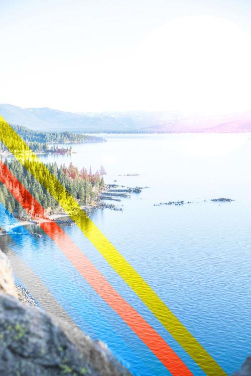 Tahoe Wahoe | Photography by Kara Suhey Print Shop