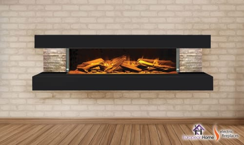 Interior Design by European Home seen at 30 Log Bridge Rd, Middleton - Compton 1000 Electric Fireplace