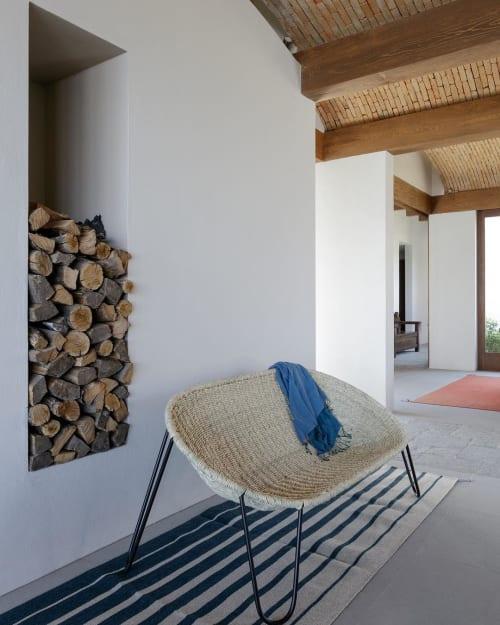 Chairs by Mexa seen at Private Residence, Guadalajara - Todos Santos Loveseat