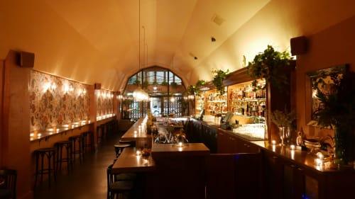 Bar Franca, Bars, Interior Design
