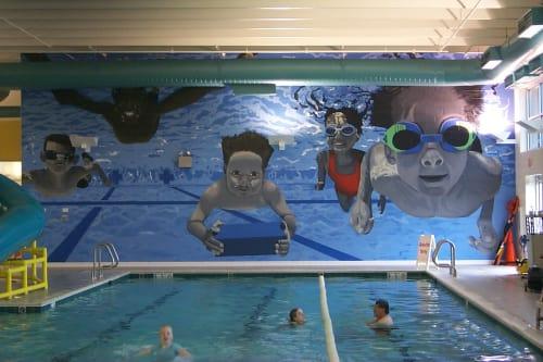 Murals & More - Murals and Art