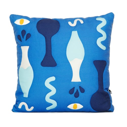 Pillows by Studio NAMA seen at Tel Aviv-Yafo, Tel Aviv-Yafo - The Five Element Cushions