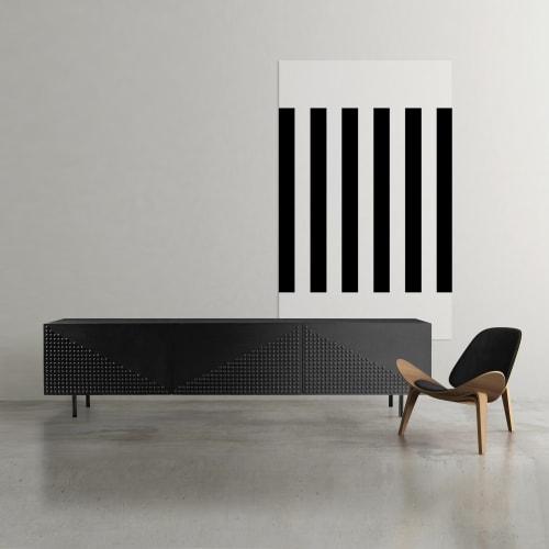 Furniture by Larissa Batista seen at Gravatal, Gravatal - Sideboard Tigah Iki