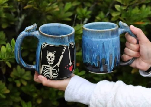 Anayansi Artworks - Art and Cups