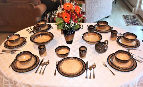 East Ridge Pottery LLC - Tableware and Vases & Vessels