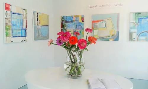 Elizabeth Nagle - Paintings and Art