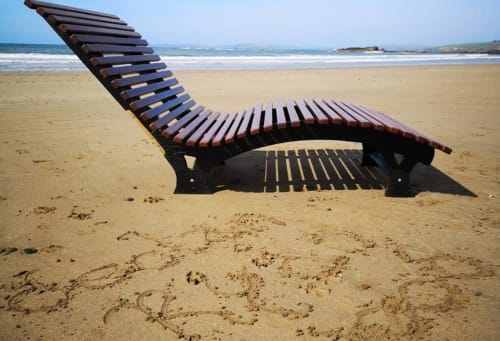 Furniture by Declan Ryan seen at Kinsale, Kinsale - Bathe