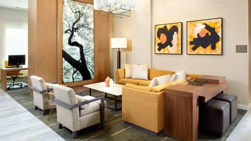 Interior Design by MONIOMI seen at Hyatt Place Miami Airport-East, Miami - Hyatt Place Miami Airport-East