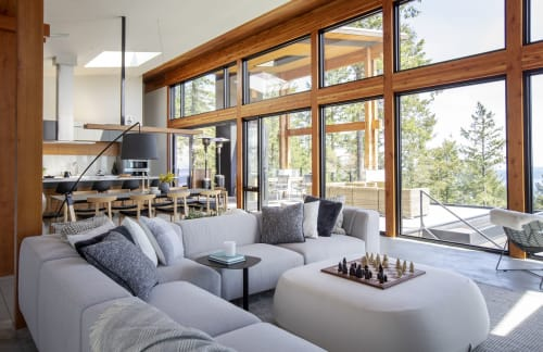 Couches & Sofas by Bensen seen at Private Residence, Salt Spring Island - Couches & Sofas