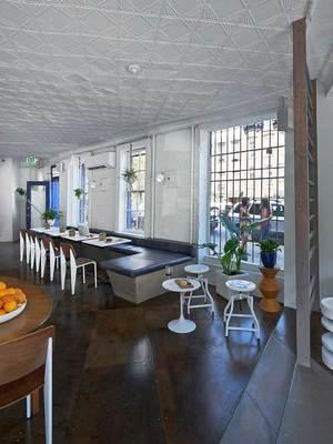Interior Design by APARAT by Olga Naiman seen at Greene Grape Annex, Brooklyn - Interior Design