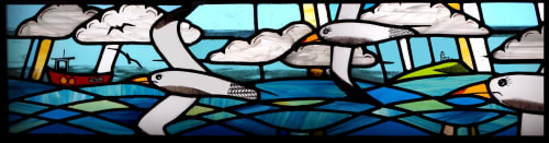 Stephen Weir Stained Glass - Art