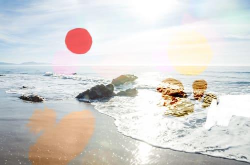 Water Dotto | Photography by Kara Suhey Print Shop