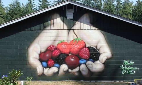 Blake Wydeman - Murals and Art