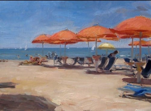 Ramiro Sanchez - Paintings and Art
