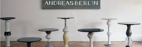 Andreas Berlin - Tables and Furniture