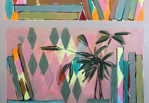 Sara Berman - Murals and Art