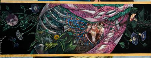 Juan iesari - Street Murals and Murals