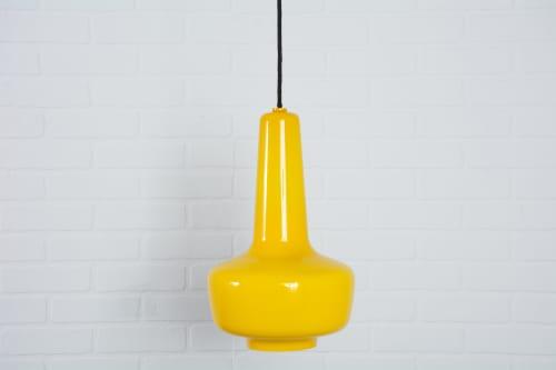 Pendants and Lighting by Jacob E. Bang