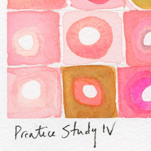 Paintings by ISA CATTO STUDIO - Prentice Study IV