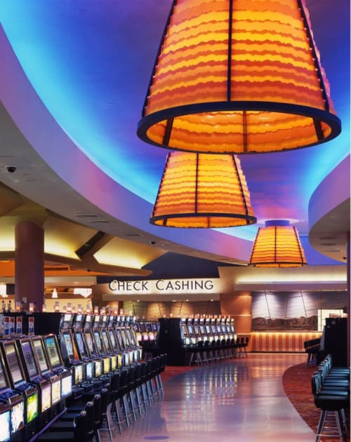 Morongo Casino, Resort and Spa   Lighting Design by Darkhorse Lightworks, LLC