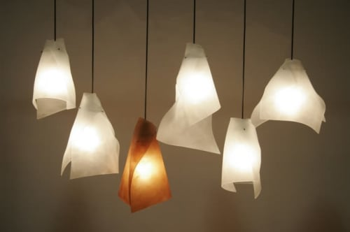 Pendants by CP Lighting seen at Thier Curran Architects Inc, Hamilton - Tonic Pendants