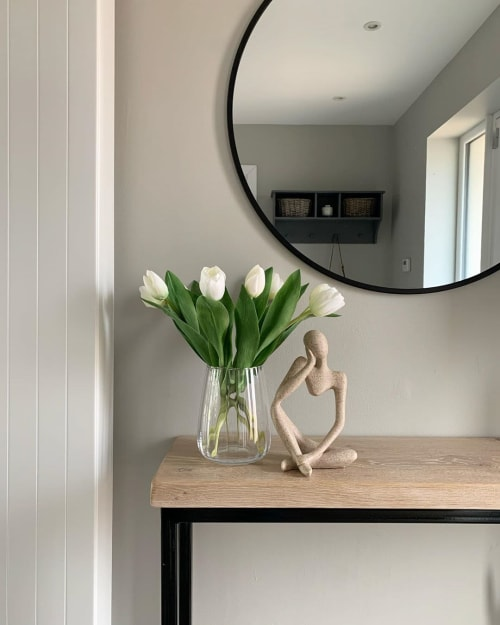 Art & Wall Decor by WB Supplies Ltd seen at Kier - The Rhodes Home, Doncaster - Abstract Thinker Statue