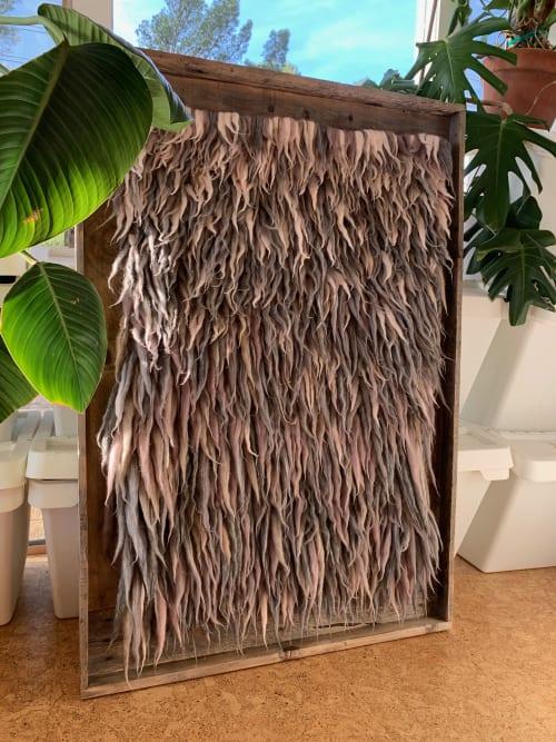 Wall Hangings by Taiana Giefer seen at Santa Barbara, Santa Barbara - Seed No.044: MUMU