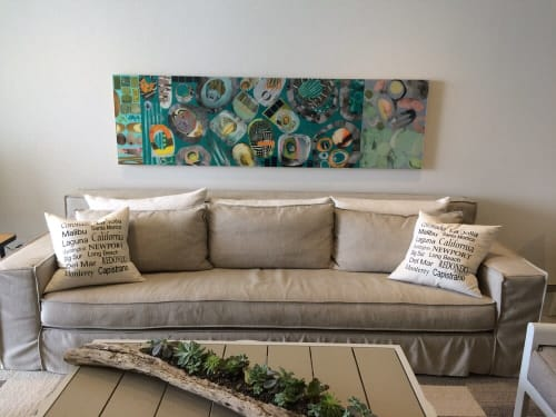 Interior Design by Ulloo 42 seen at Private Residence, Dana Point - Private Collection