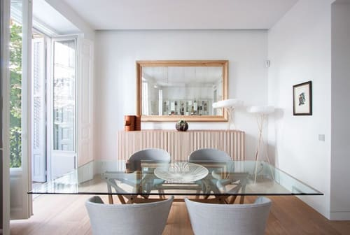 Architecture by Kresta Design seen at Private Residence, Madrid - CC58 HOUSE