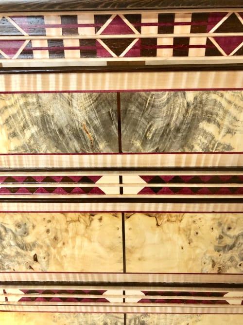 Furniture by Tim Arnoux seen at Private Residence, Lagunitas - Tree
