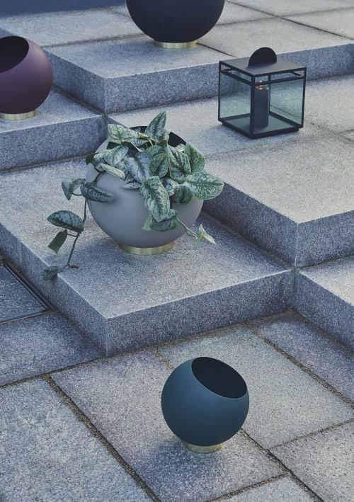 Vases & Vessels by AYTM seen at Aarhus, Aarhus - Globe flowerpot