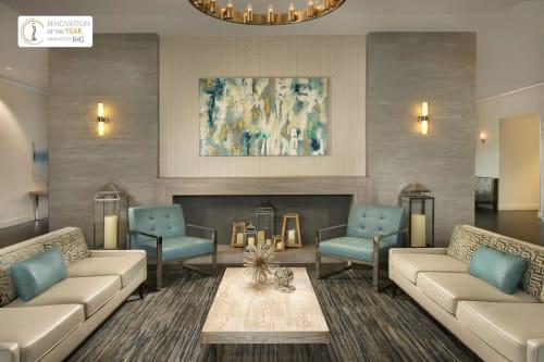 Interior Design by MONIOMI seen at Staybridge Suites Miami Doral Area, Miami - Staybridge Suites Miami Doral