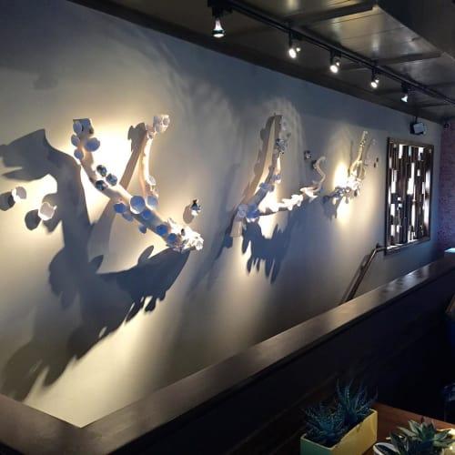 Art & Wall Decor by Lucrecia Waggoner seen at Shinsei, Dallas - Kyoto