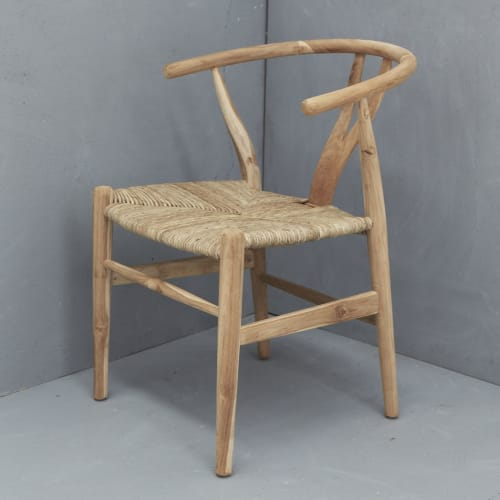 Chairs by INARTISAN seen at The Borrowed Table, Kellyville Ridge - Sarin Dining Chair - Natural