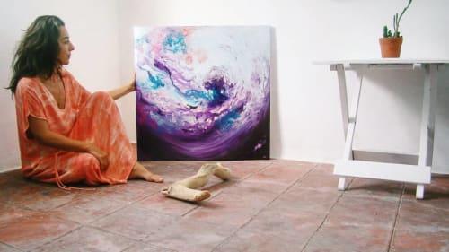 Silvia Cid Art - Paintings and Art
