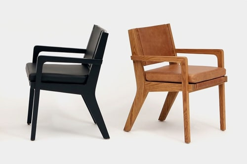 Chairs by ARTLESS seen at Pujol, Ciudad de México - Pujol Chairs