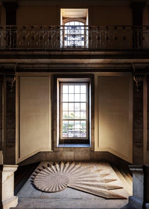 Interior Design by Ferreira de Sá seen at Private Residence, Vila Nova de Gaia - Seashell Rug