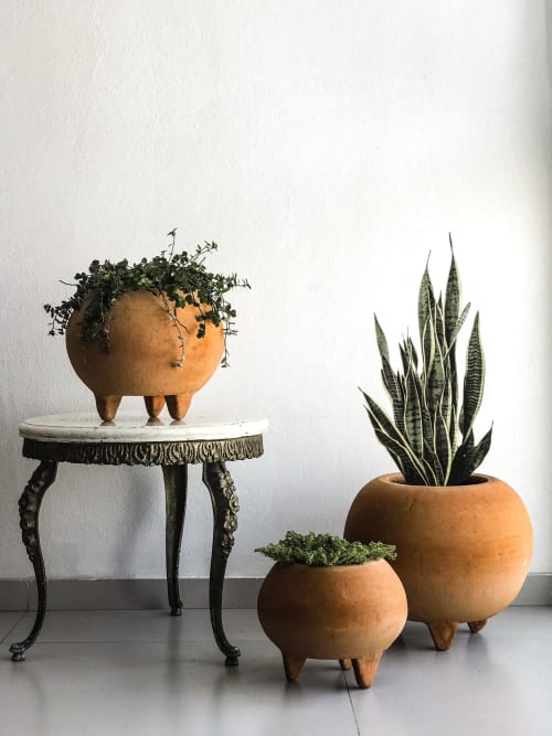 Vases & Vessels by Raiz Mx seen at Private Residence, Guadalajara - Las Meches