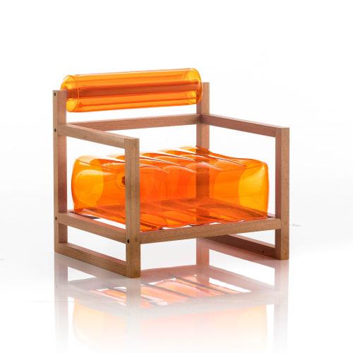 YOKO Wood Armchair   Chairs by MOJOW