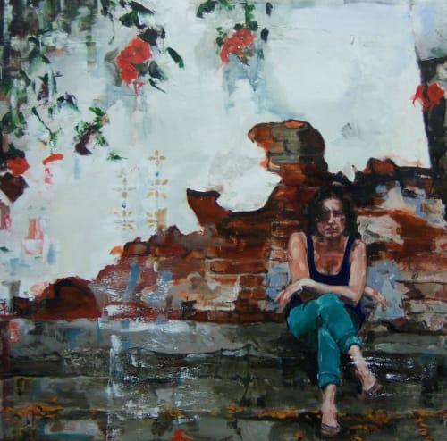 Sara Lightning - Paintings and Art